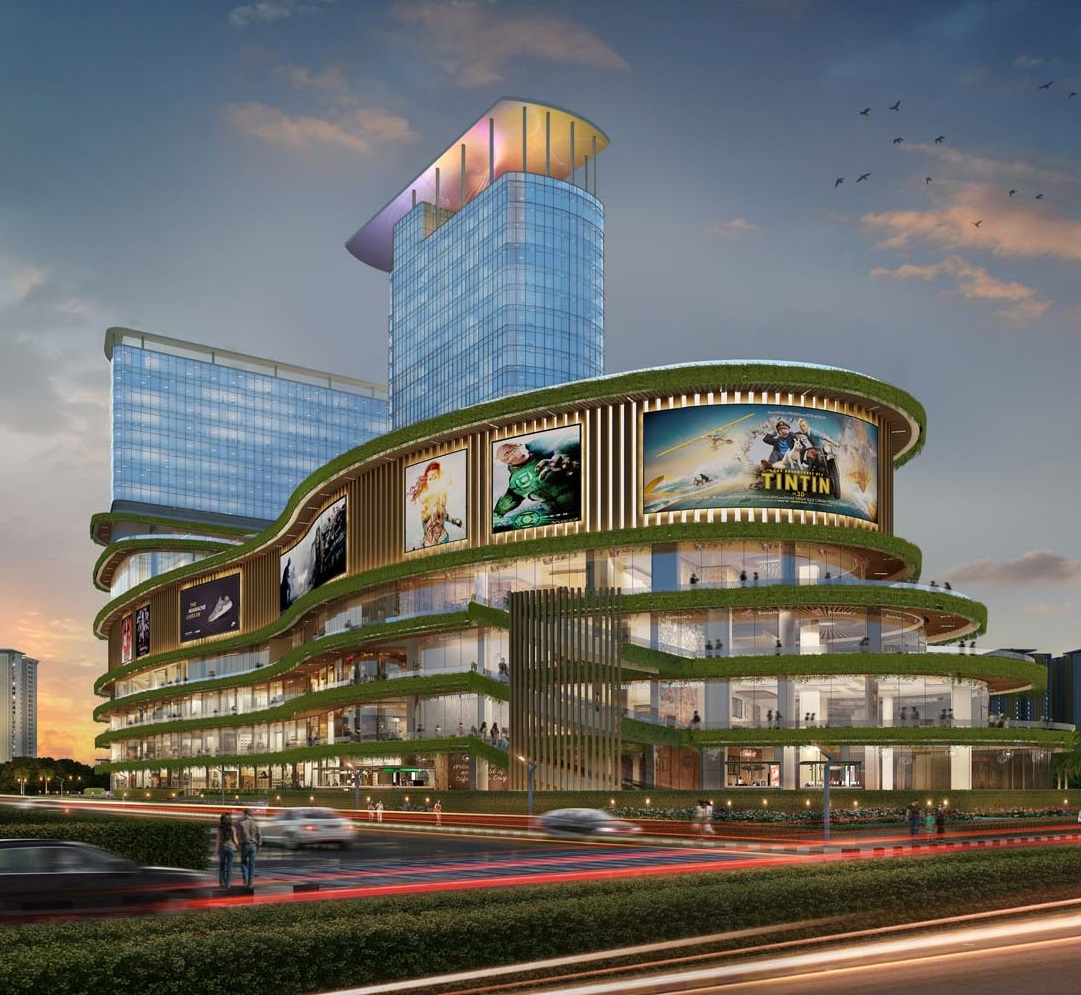 Mahagun Marina Wwalk Noida Extension